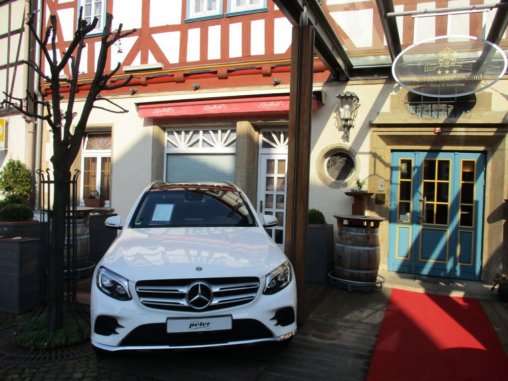 "She's Mercedes""-Abend (Foto: Autohaus Peter)"