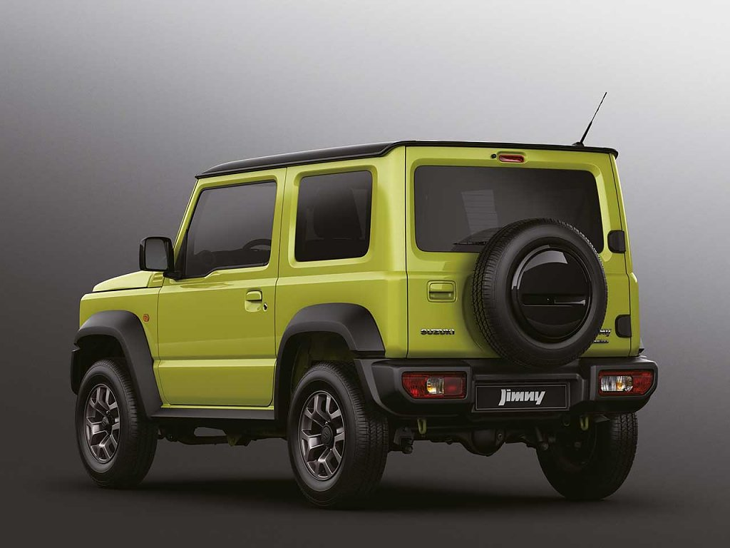 Suzuki Jimny (Foto: SUZUKI INTERNATIONAL EUROPE GMBH)