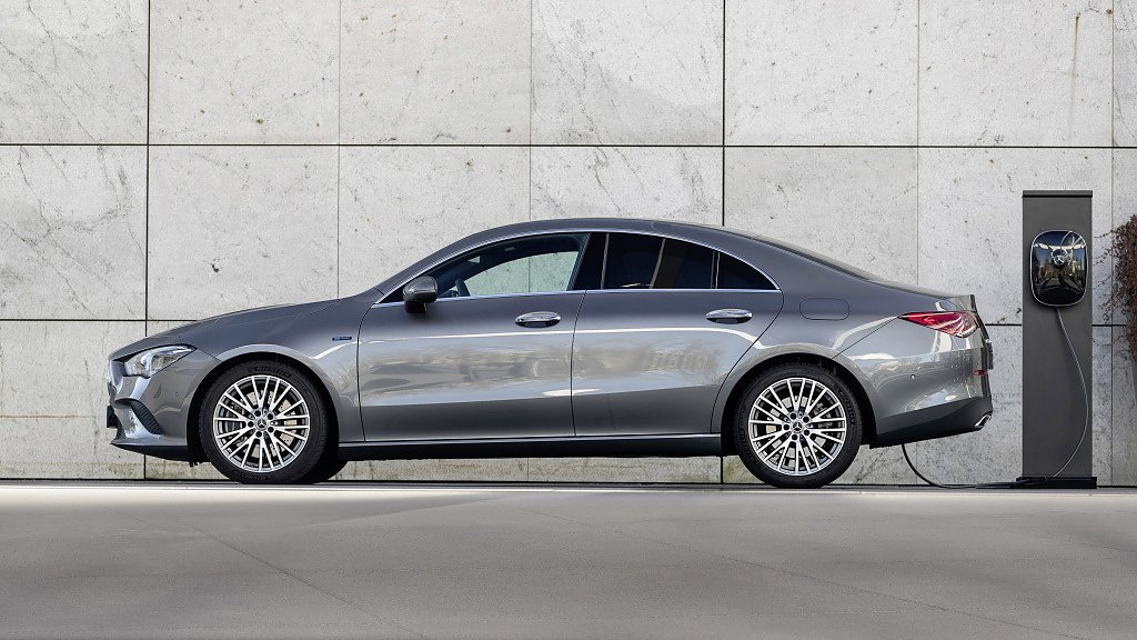 CLA Coupé (Foto: Mercedes benz AG)