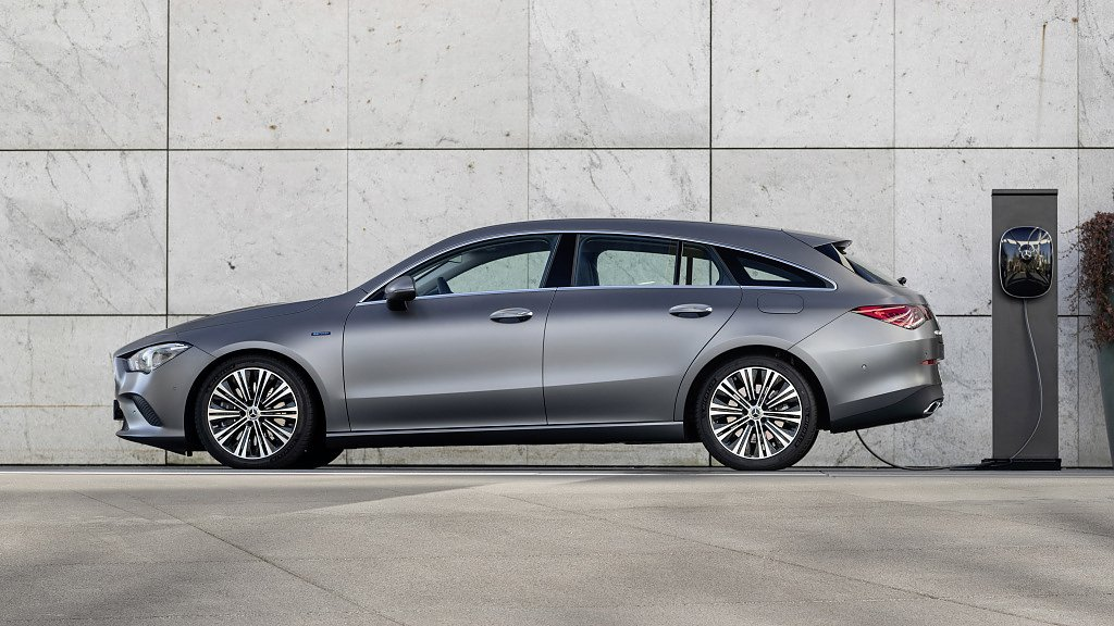 CLA Shooting Brake  (Foto: Mercedes Benz AG)