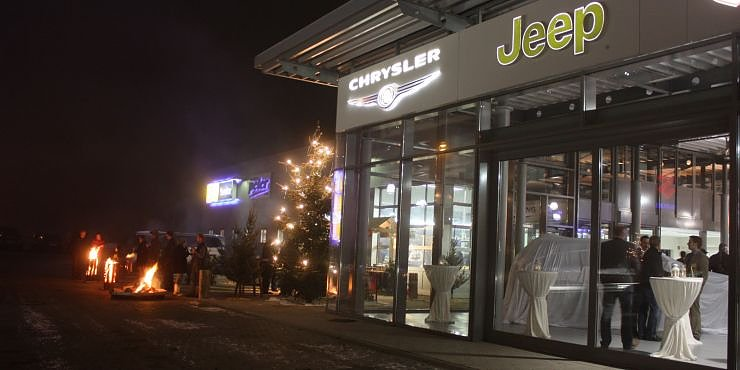 der neue Jeep Grand Cherokee (Foto: Depping)