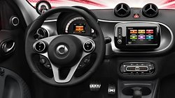 » smart forfour edition crosstown (Foto: Daimler AG)