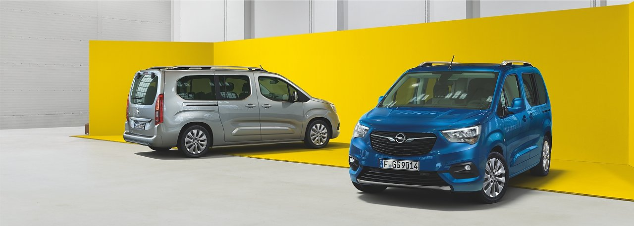 Combo Life (Foto: Opel Automobile Peter GmbH)