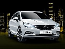 Astra Sports Tourer (Foto: Opel Automobile GmbH)