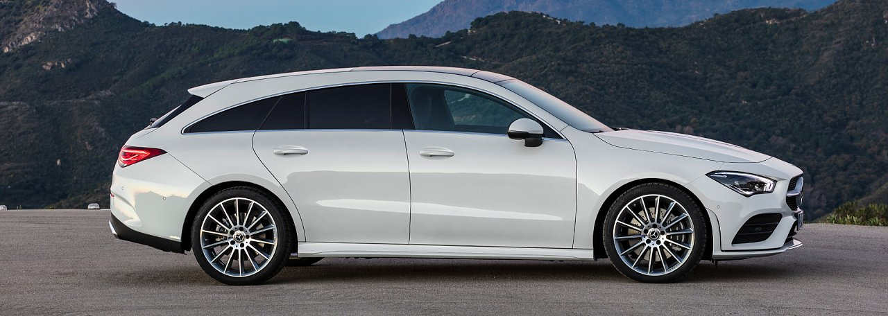 Mercedes Benz CLA Shooting Brake 2019 (Foto: Daimler AG)