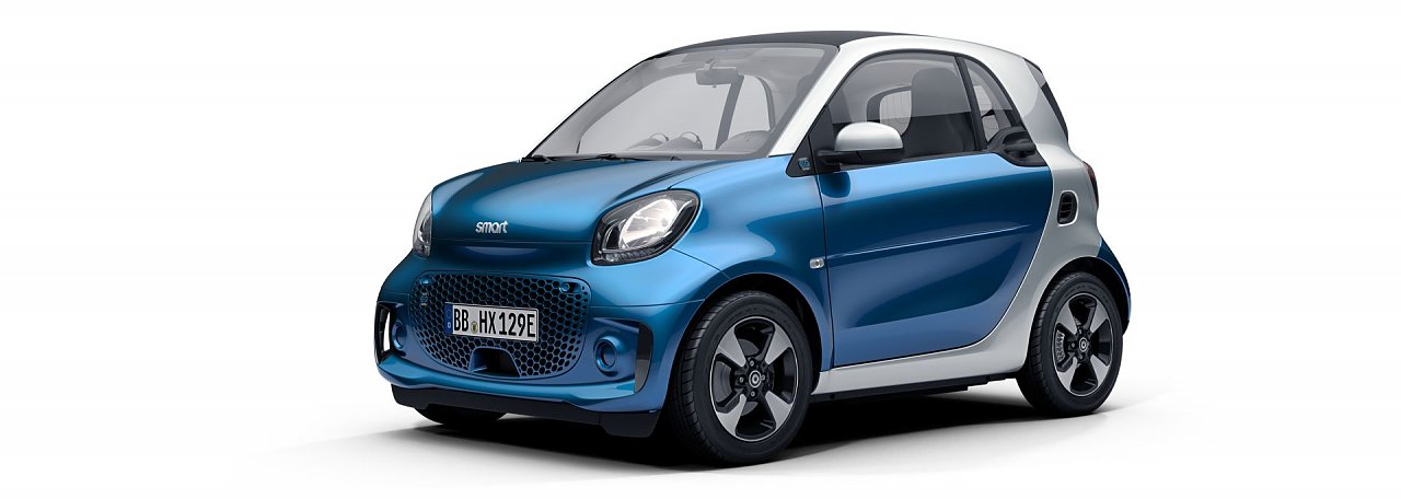 smart EQ fortwo passion (Foto: Mercedes-Benz AG)