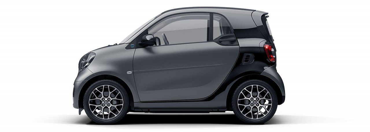 smart EQ fortwo prime (Foto: Mercedes-Benz AG)