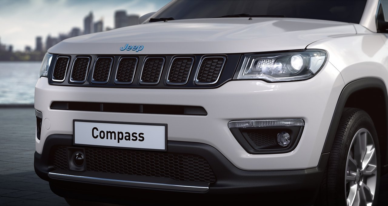 Jeep Compass 4xe (Foto: FCA Germany AG)