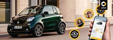 smart fortwo edition ready to share. ( )