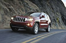 der neue Jeep Grand Cherokee (Chrysler Group LLC)