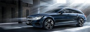 CLS-Klasse Shooting Brake