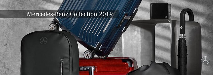 Mercedes-Benz Collection 2019 (Daimler AG)